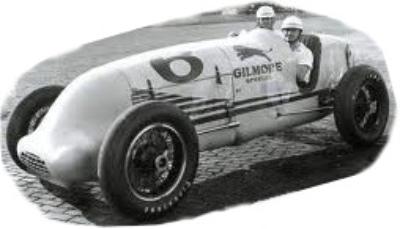 1937 racing car