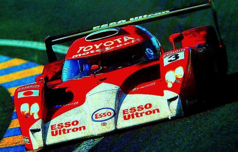 1999 Toyota GT1