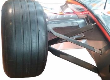 Aerodynamic Suspension