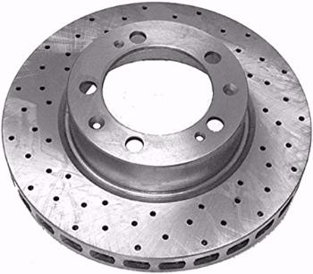 Drilled Discs Rotors