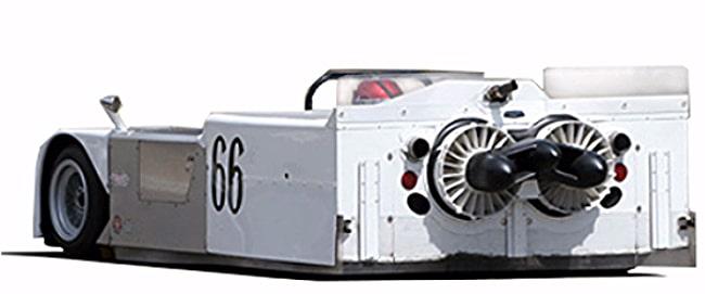 chaparral fan car