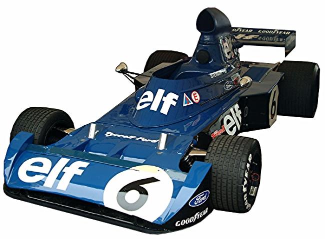 ealry race car aerodynamics